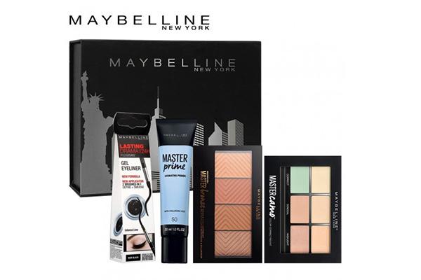 Free Maybelline Makeup Set