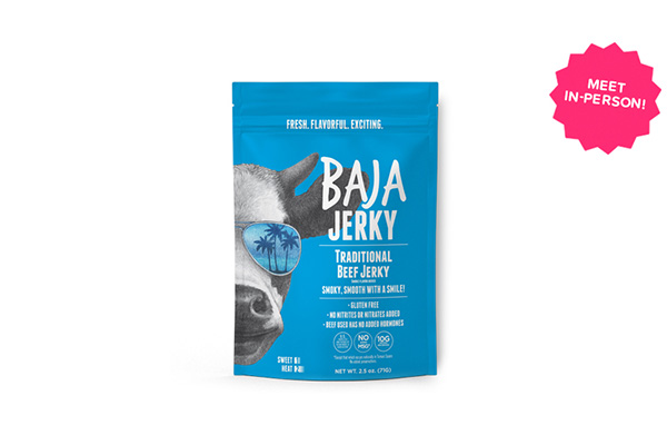 Free Baja Beef Jerky