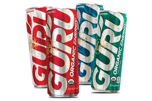 Free GURU Energy Drink