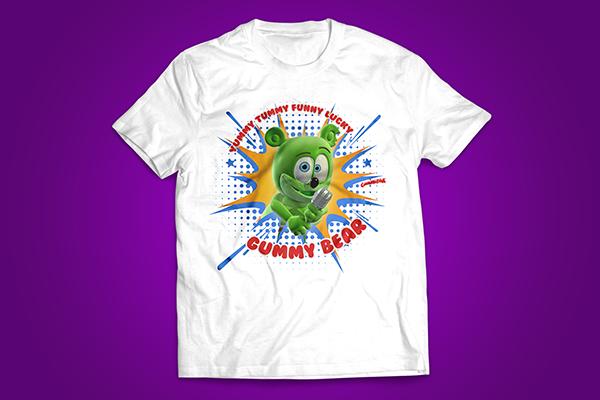 Free Gummi FunMix® T-Shirt