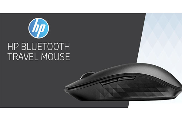 Free HP Bluetooth Travel Mouse