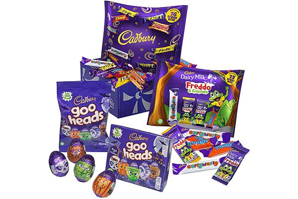 Free Halloween Chocolate Set