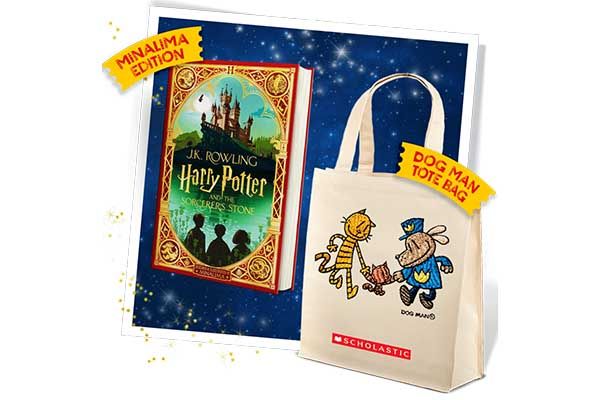 Free Harry Potter Limited Edition Book