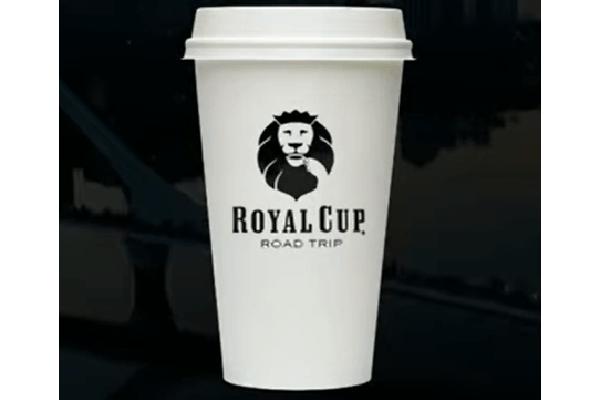 Free Royal Cup Tumbler