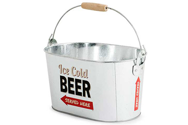 Free American Golden Ice Bucket