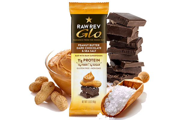 Free GLO Chocolate Bar