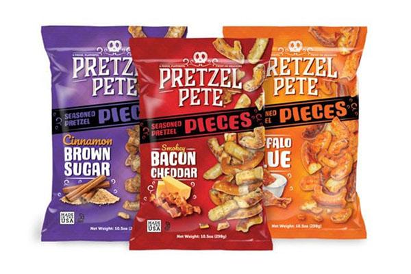 Free Pretzel Pete Bag