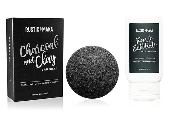 Free Rustic MAKA Bar Soap