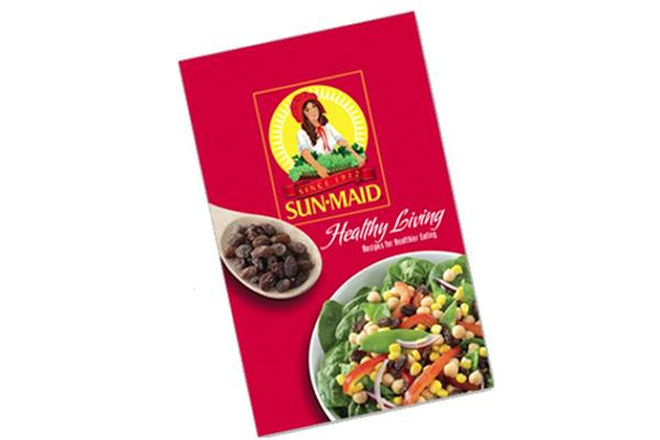 Free Sun-Maid Recipe Book