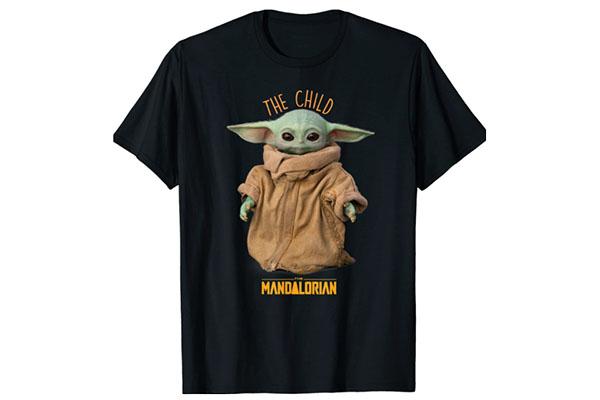 Free Baby Yoda T-Shirt