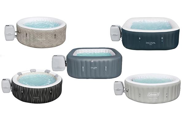 Free Bestway® Hot Tub