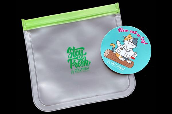 Free Celltreat Sandwich Bag