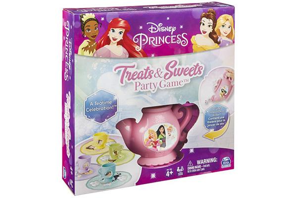 Free Disney Tea Party Game