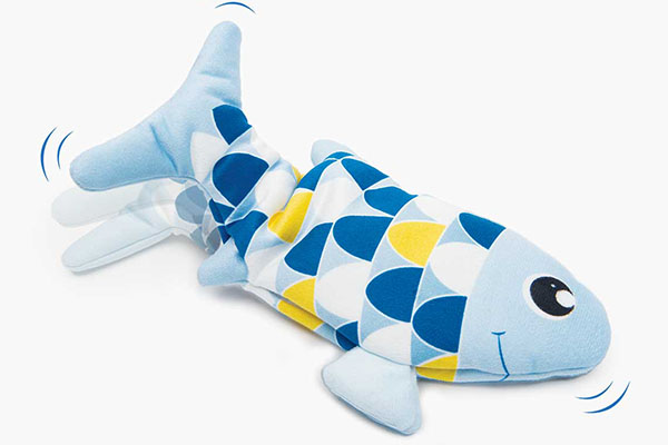 Free Groovy Fish Toy