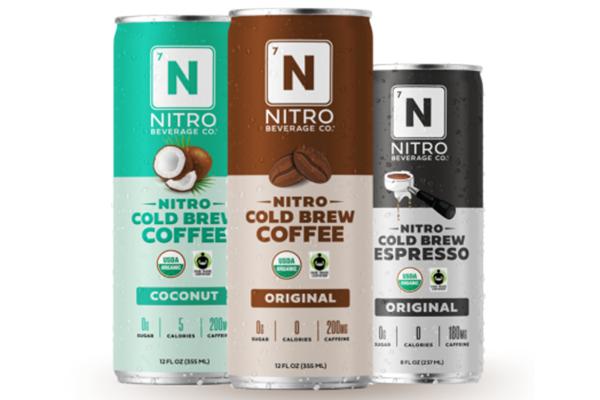 Free Nitro Cold Brew Coffee