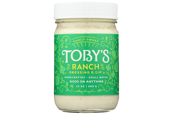 Free Toby's Ranch Dip