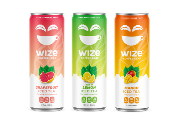 Free Wize Iced Tea 3-Pack
