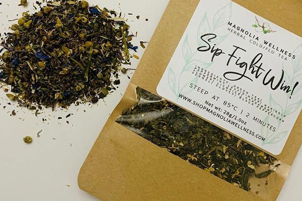 Free Magnolia Tea