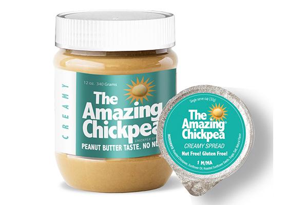 Free Amazing Chickpea Spread