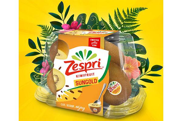 Free Zespri SunGold Kiwifruit