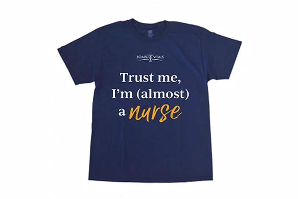 Free Board Vitals T-Shirt