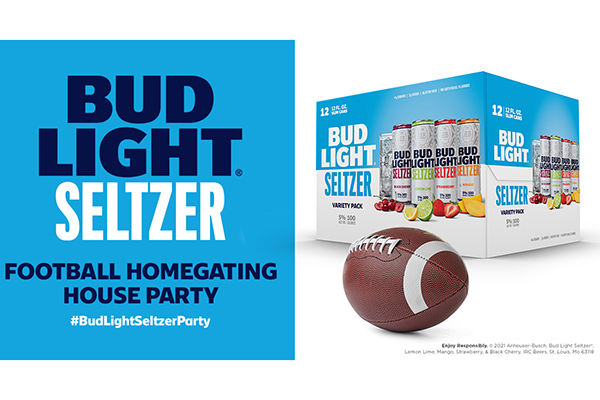 Free Bud Light® Seltzer