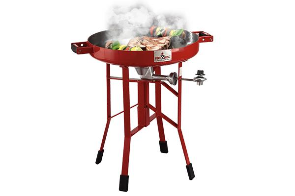 Free Firedisc® BBQ