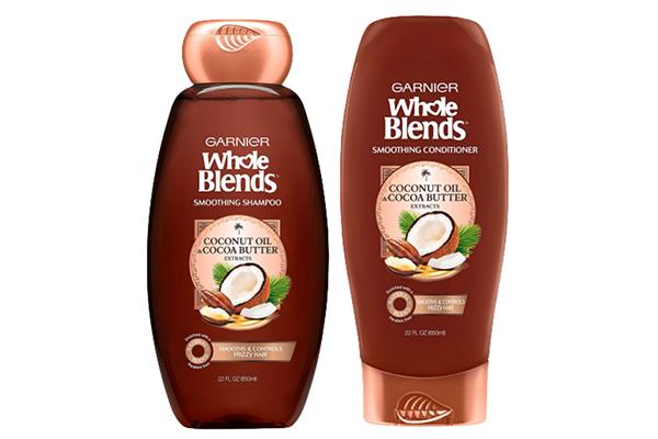 Free Garnier Coconut Oil Shampoo Kit