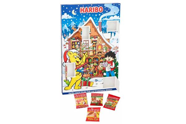 Free Haribo Advent Calendar