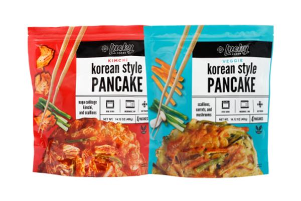 Free Lucky Foods Korean Pancakes