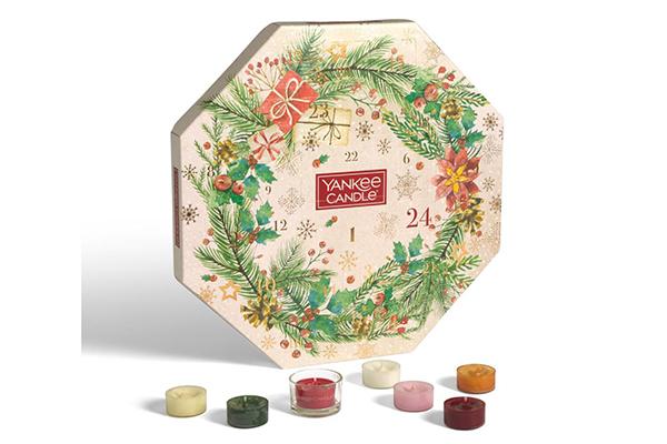 Free Yankee Candle Advent Calendar