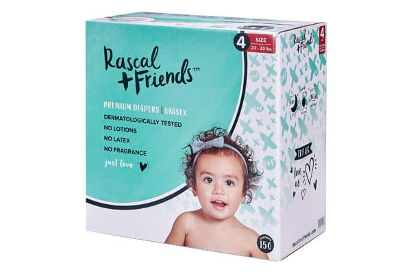 Free Rascal + Friends Diapers