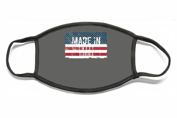 Free Emory Face Mask