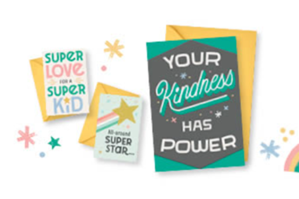 Free Kindness Card Pack