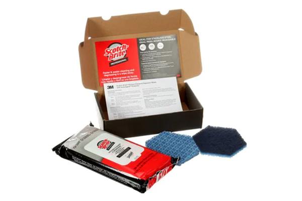 Free Scotch-Brite™ Clean Starter Kit
