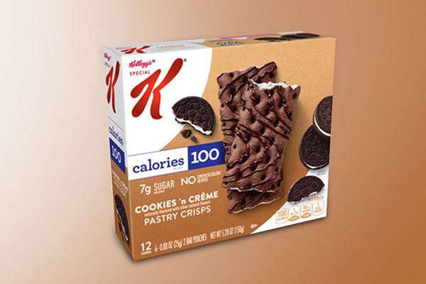 Free Special K® Pastry Crisps