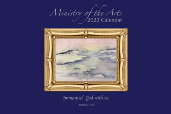 Free Ministry of the Arts 2022 Calendar