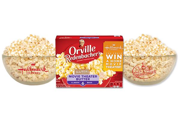 Free Orville Popcorn Bowl