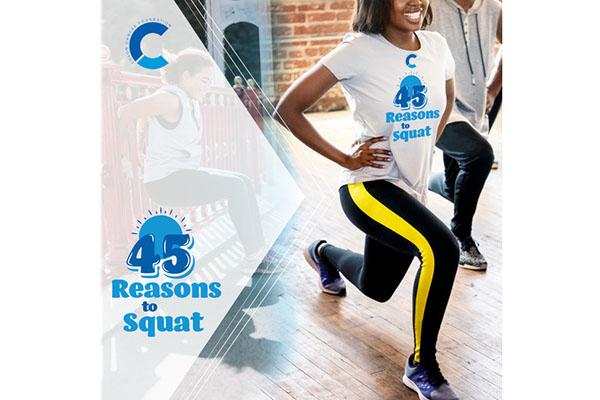 Free Squat T-Shirt