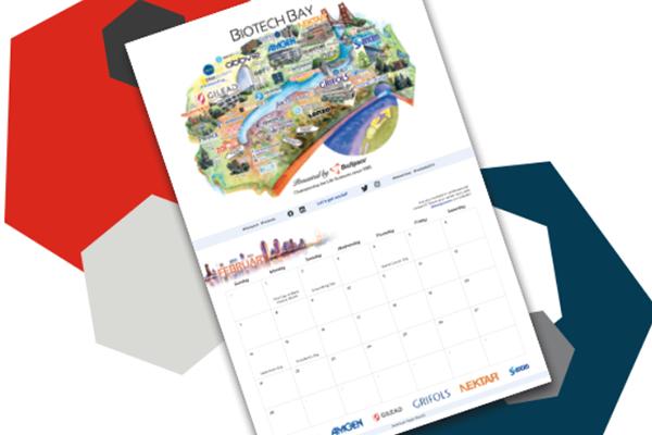 Free BioSpace 2022 Calendar