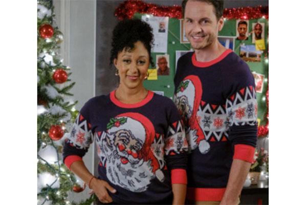 Free Hallmark Santa Sweater