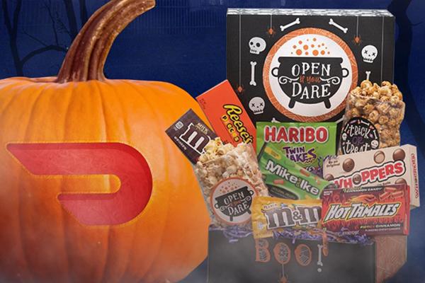 Free Halloween Snack Kit