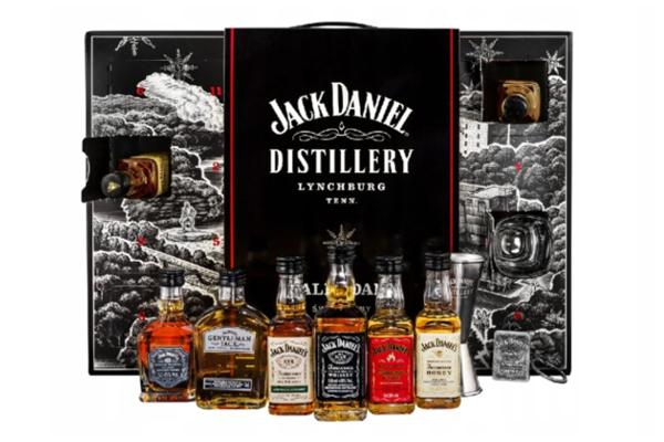 Free Jack Daniel's Advent Calendar