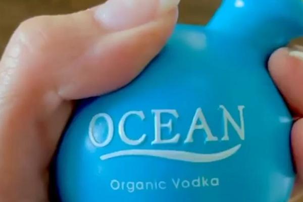 Free Ocean Stress Ball